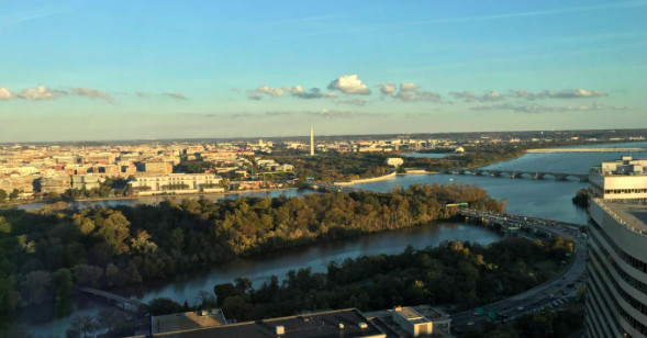 Arlington's Loftiest Tourist Attraction Will Soon Serve Alcohol