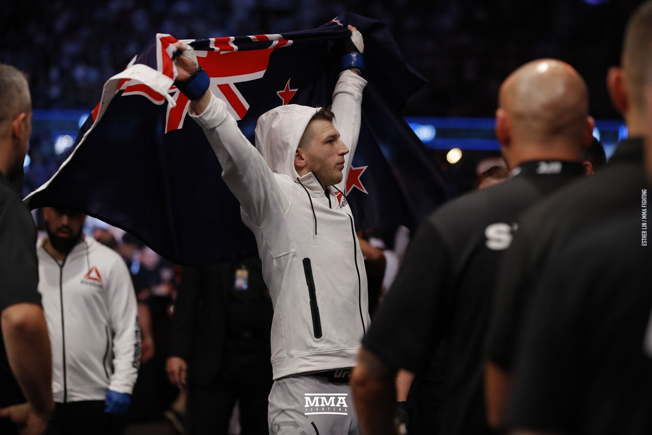 Dan Hooker defends Israel Adesanya, City Kickboxing possibly moving from New Zealand to United State