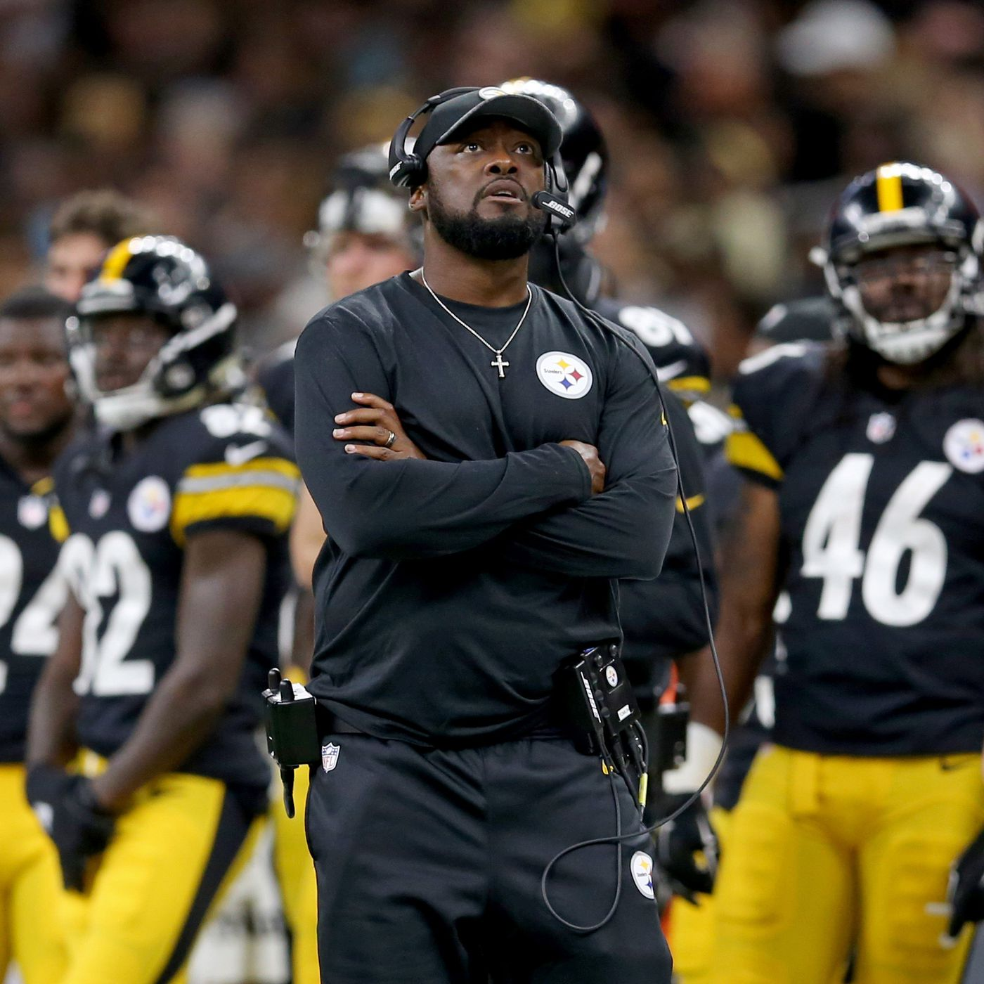 c8236492fc8 History shows Mike Tomlin is slowly putting his stamp on the Pittsburgh  Steelers defense