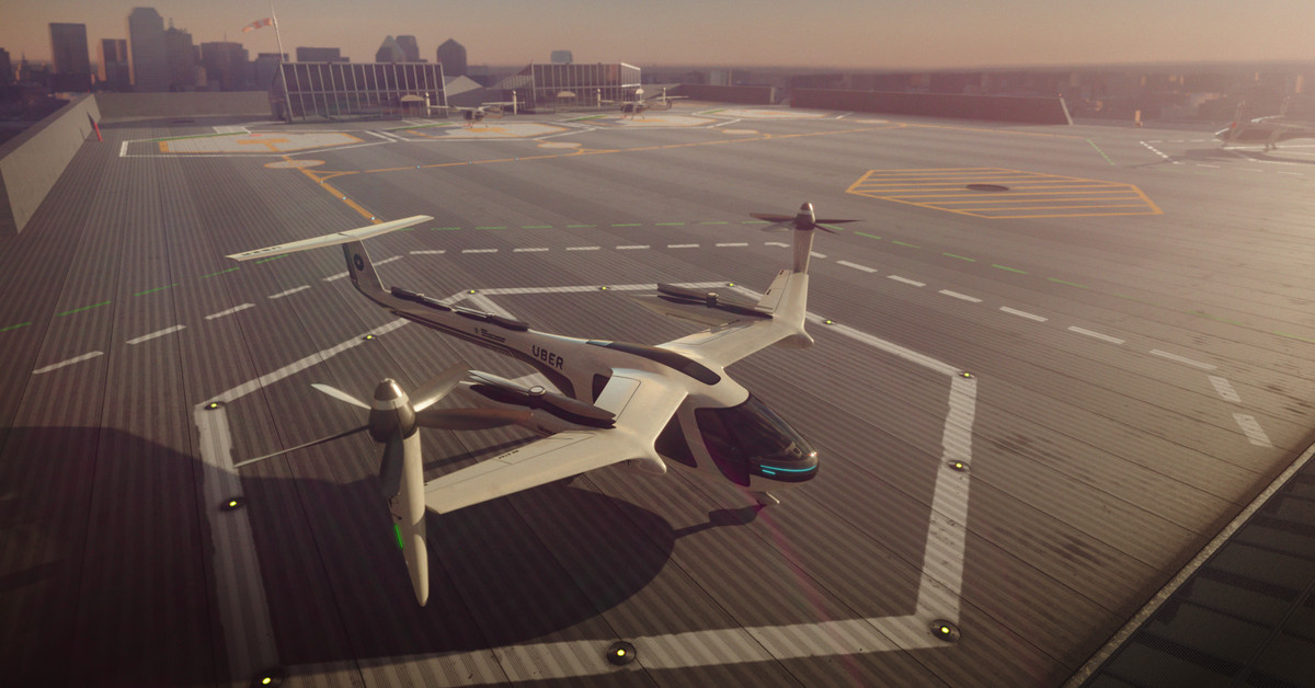 Ubers Flying Cars Could Arrive In La By 2020 And Heres What It