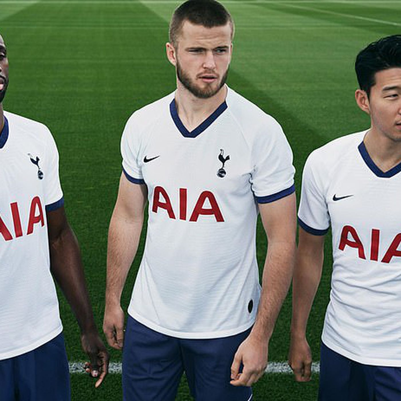 buy popular a63f6 5aebb Tottenham release 2019-20 home and away kits - Cartilage ...