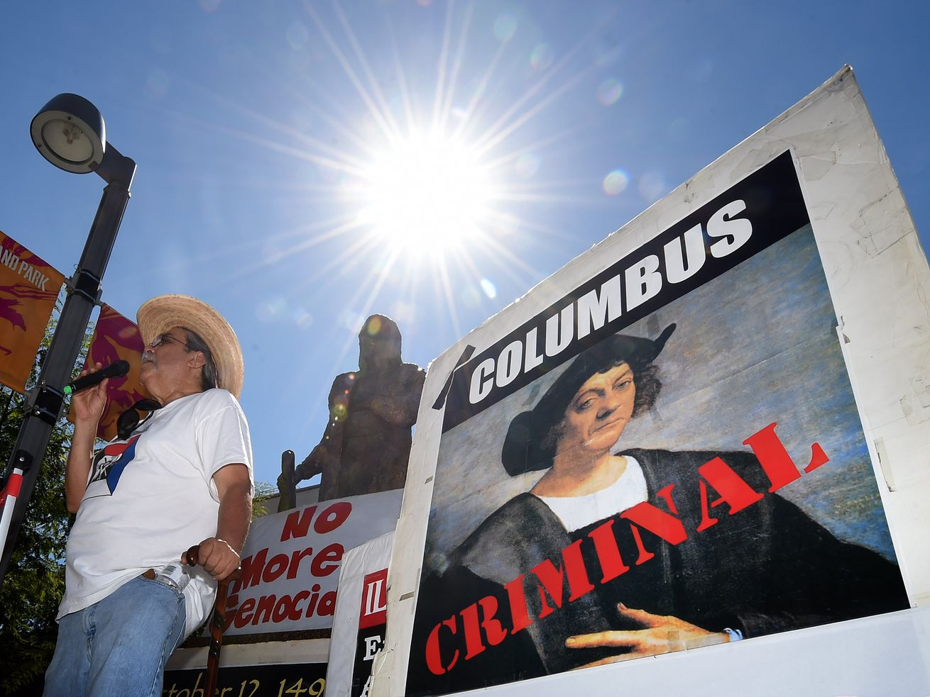 US-SOCIETY-HOLIDAY-COLUMBUS DAY
