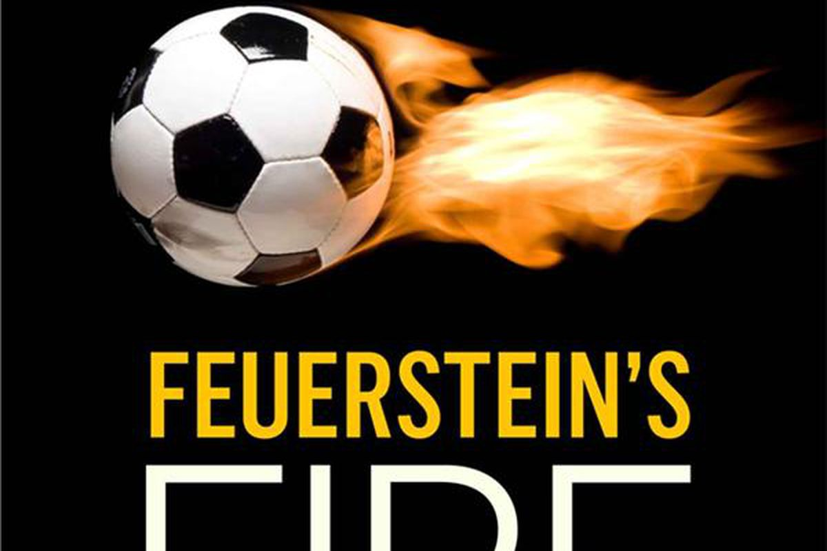 Feuerstein's Fire on Once a Metro