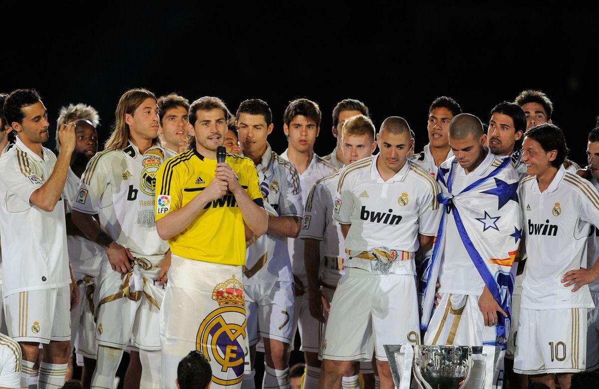 Real Madrid CF v RCD Mallorca - Liga BBVA