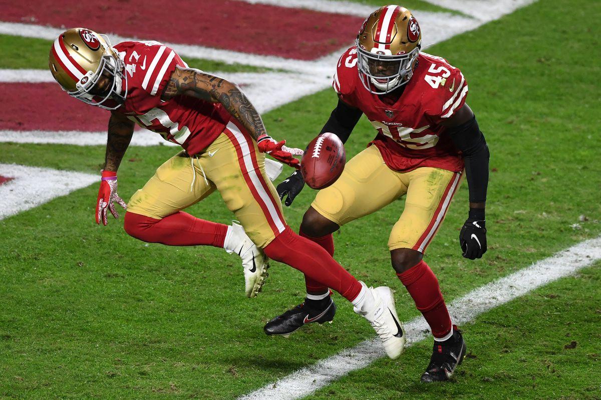 Washington Football Team v San Francisco 49ers