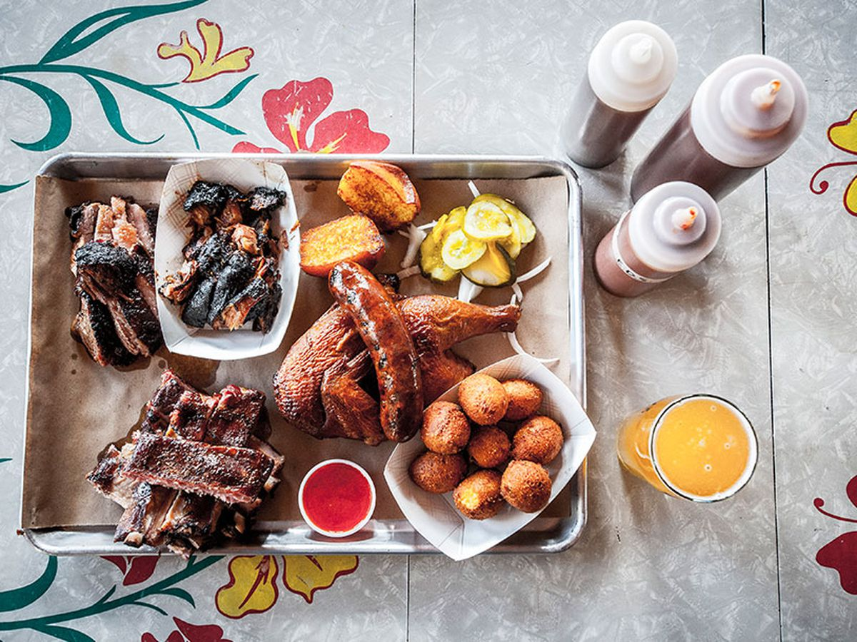 Salvage Barbecue