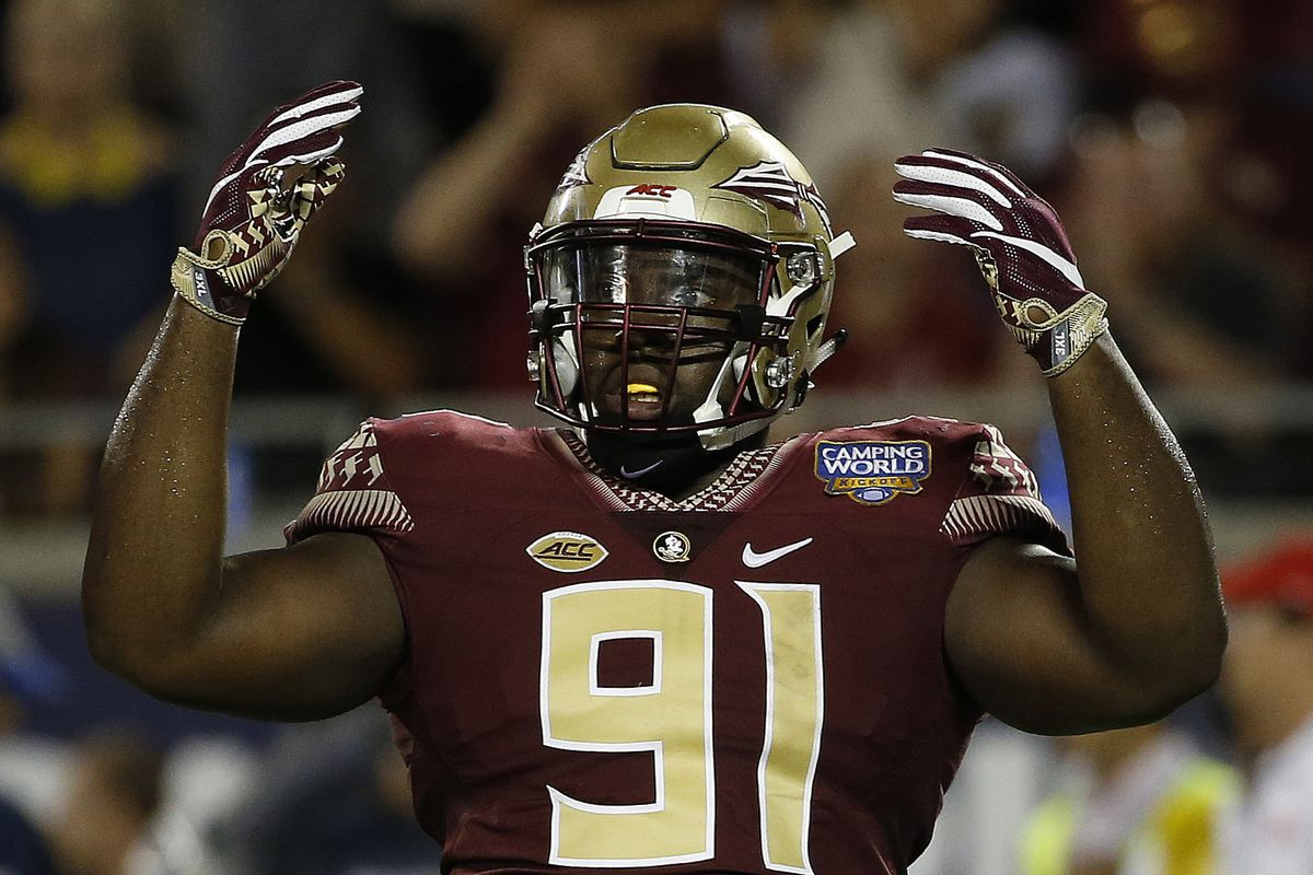 NCAA Football: Mississippi at Florida State