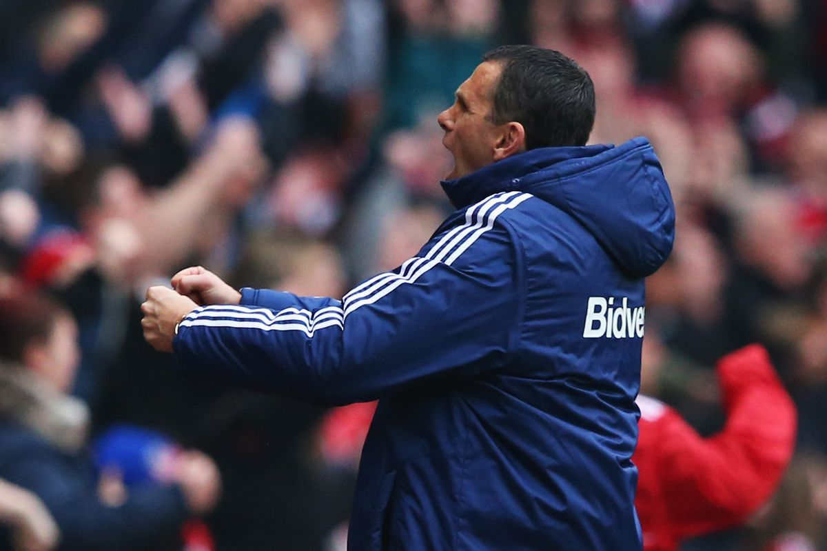 Sunderland v Cardiff City - Premier League