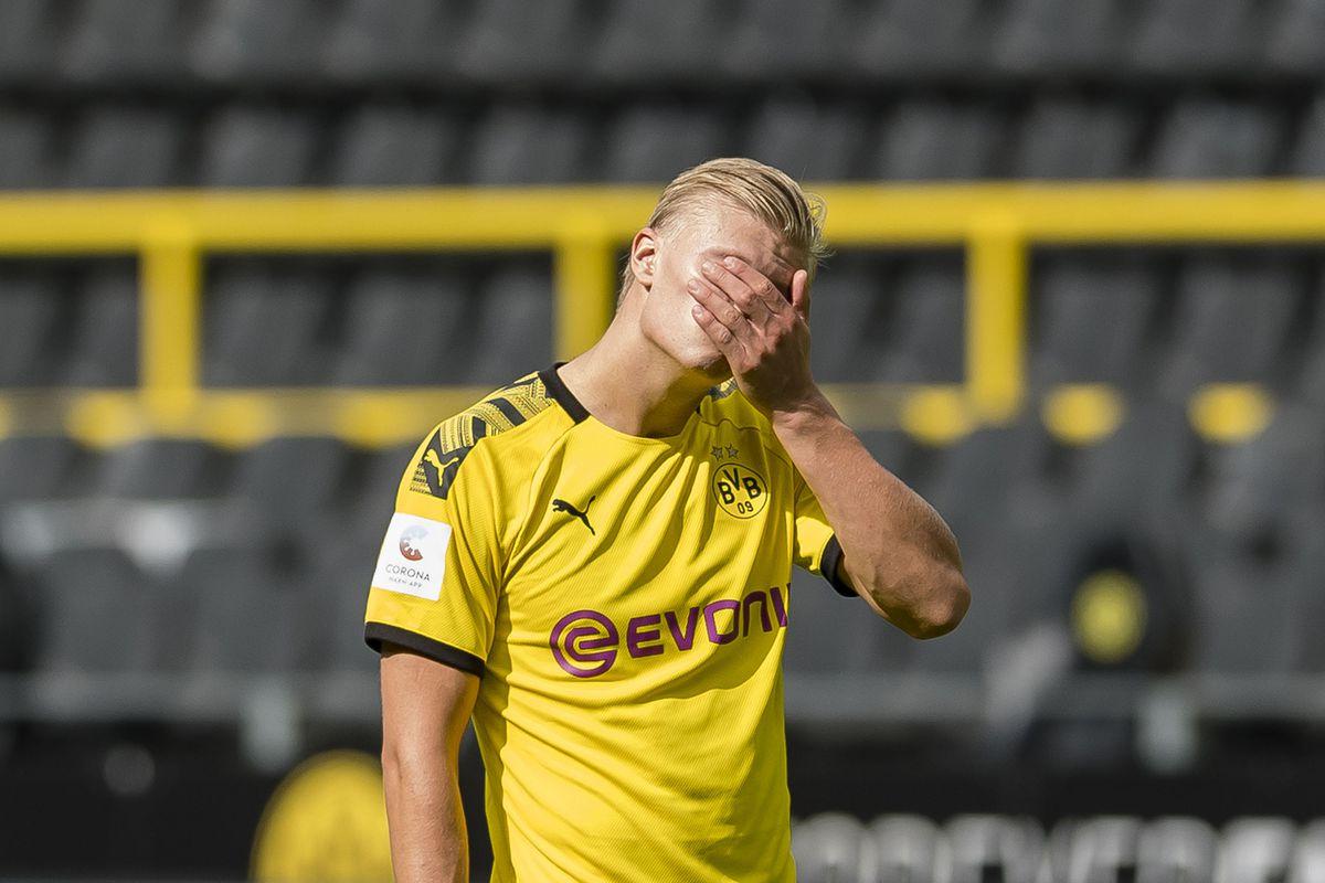 Borussia Dortmund v TSG 1899 Hoffenheim - Bundesliga