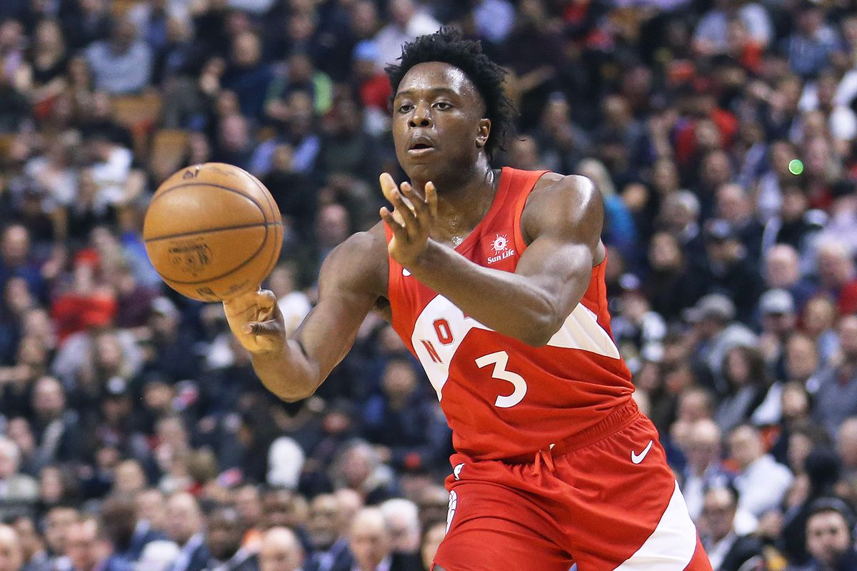 Report: Toronto Raptors pick up 2020-21 team option on OG Anunoby