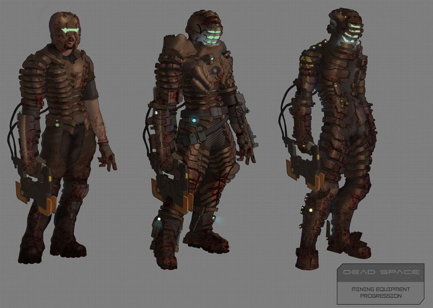 The Art Of Dead Space The Verge