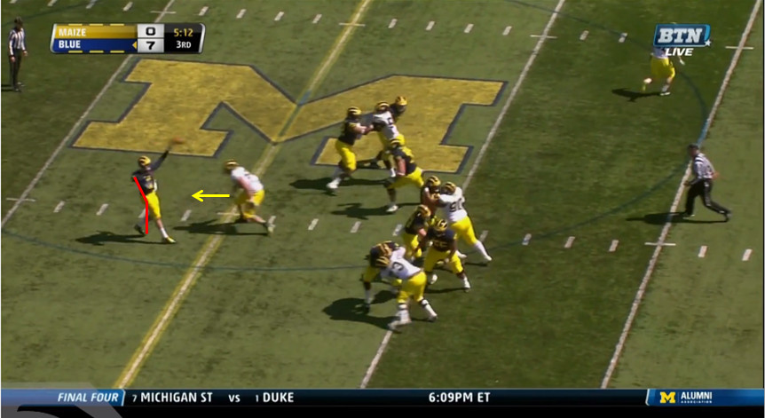 Morris Incomplete to Butt - 3