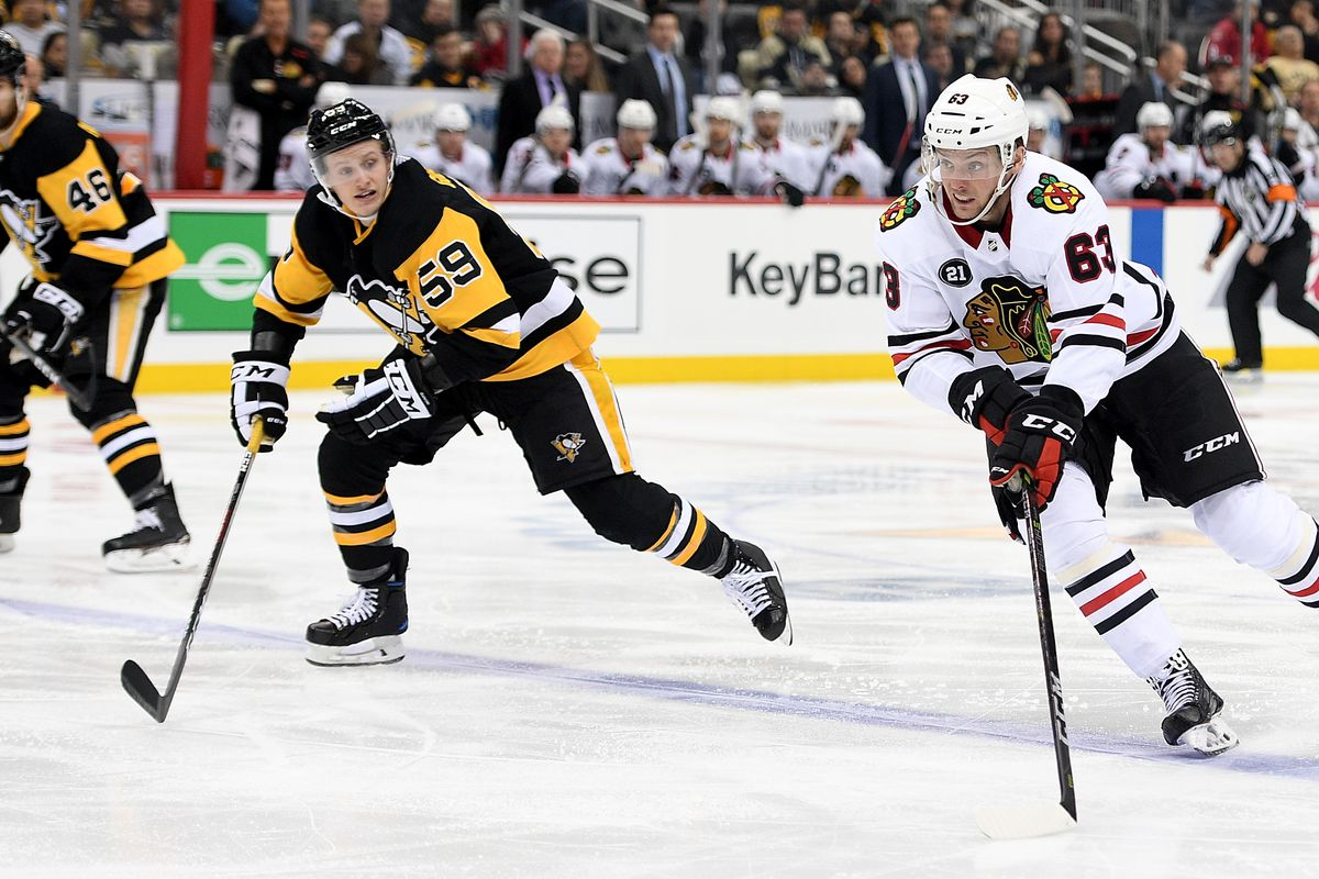 Game 17 Preview: Chicago Blackhawks @ Pittsburgh Penguins 11/9/2019: lines, how to watch