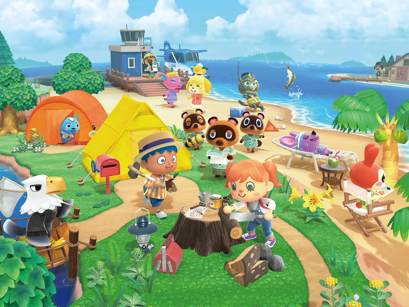 Animal Crossing New Horizons Guides And Walkthroughs Polygon