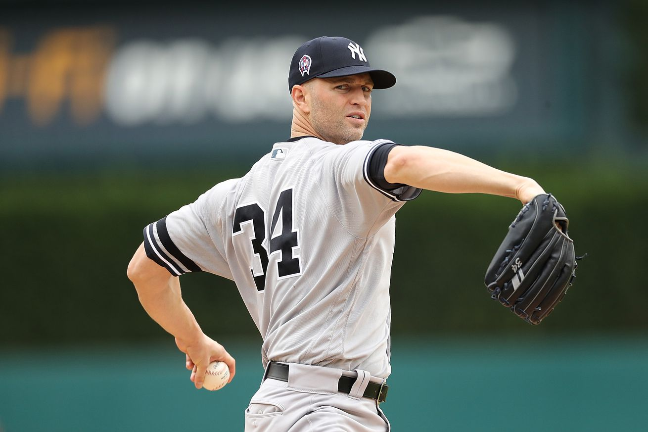 The Yankees should be shopping J.A. Happ