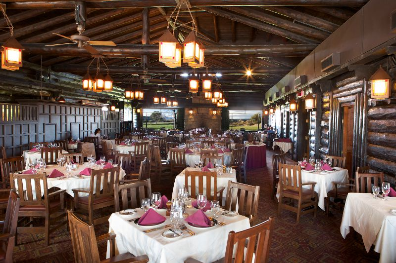 dining in the wilderness: the restaurants in america's national