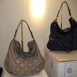 The Nancy bag will be offered in a Hobo style in September.