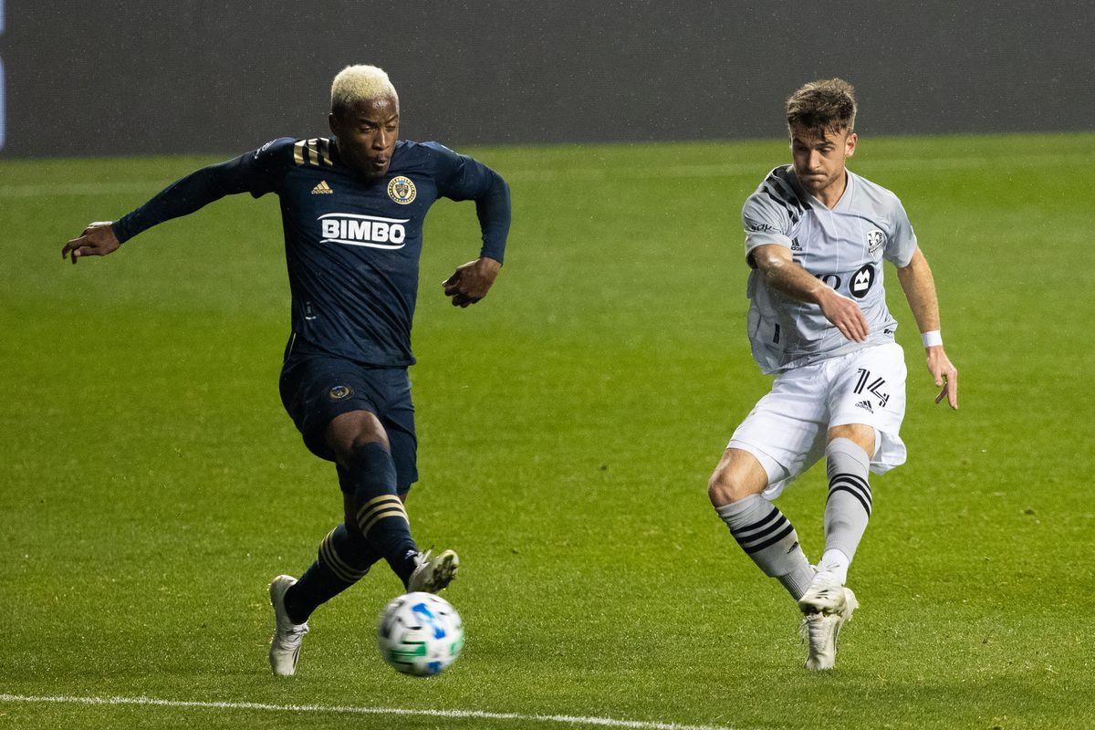 MLS: Montreal Impact at Philadelphia Union