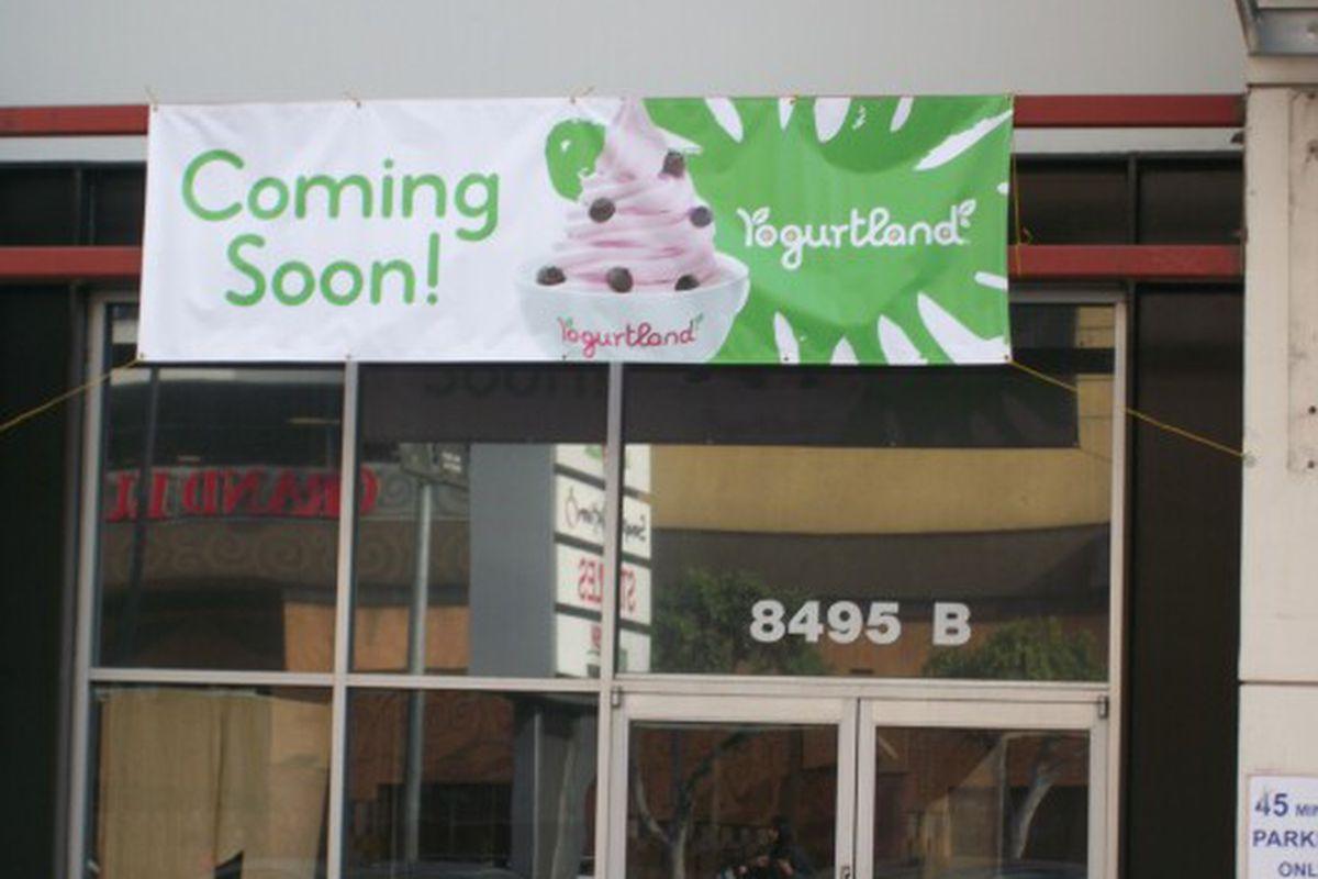 Mmmm, delicious frozen yogurt market saturation