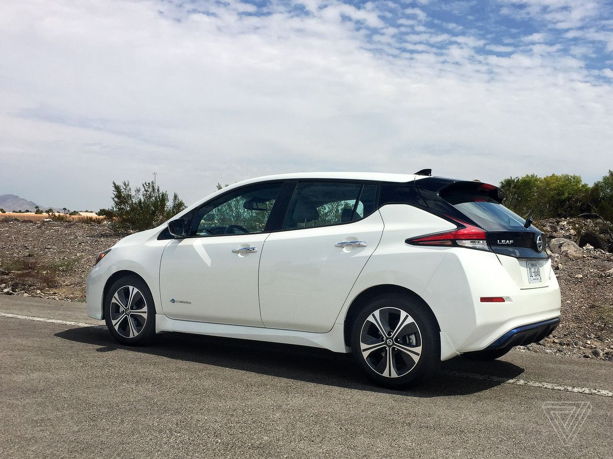 2018 Nissan Leaf First Drive Better Without Branching Out