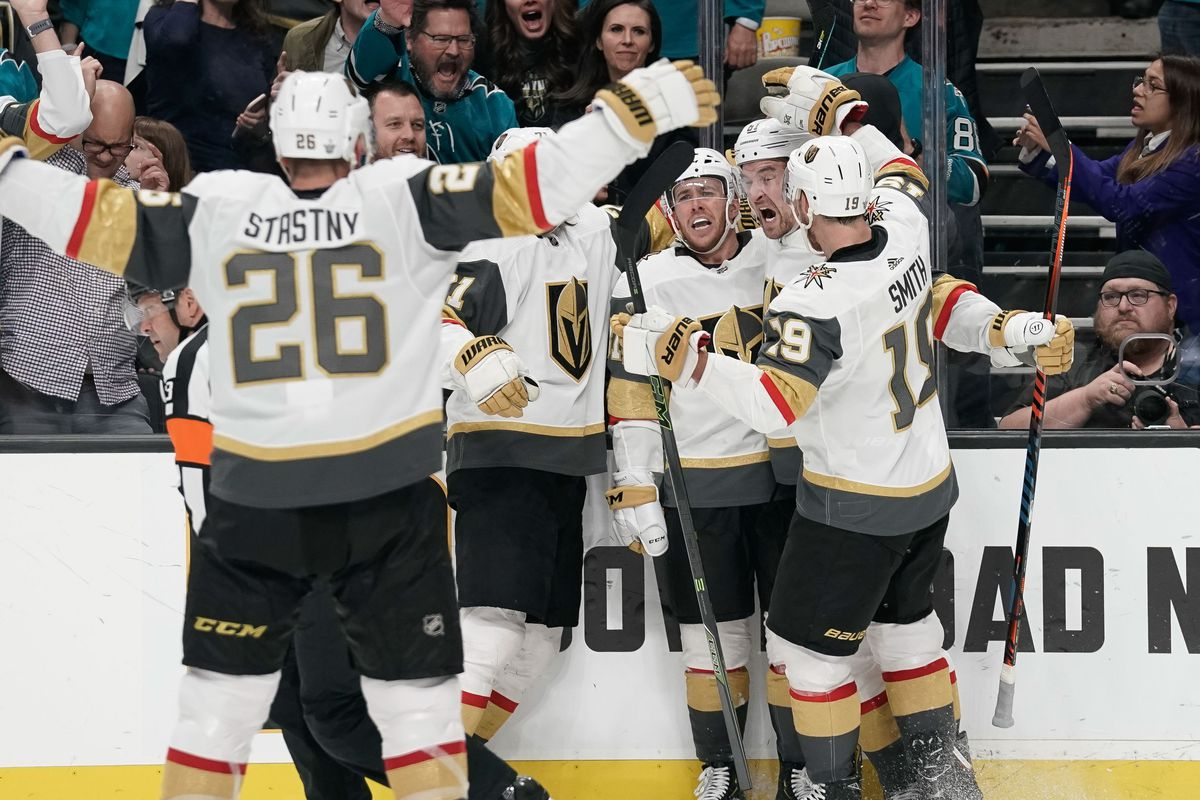 finest selection c4341 1b3da 2019 NHL Pacific Division Preview: Vegas Golden Knights ...
