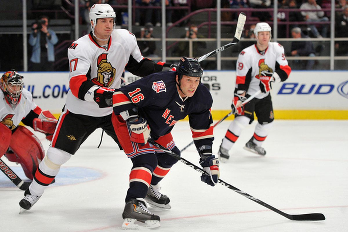 With the poor market, will we see Filip Kuba and Matt Carkner back?