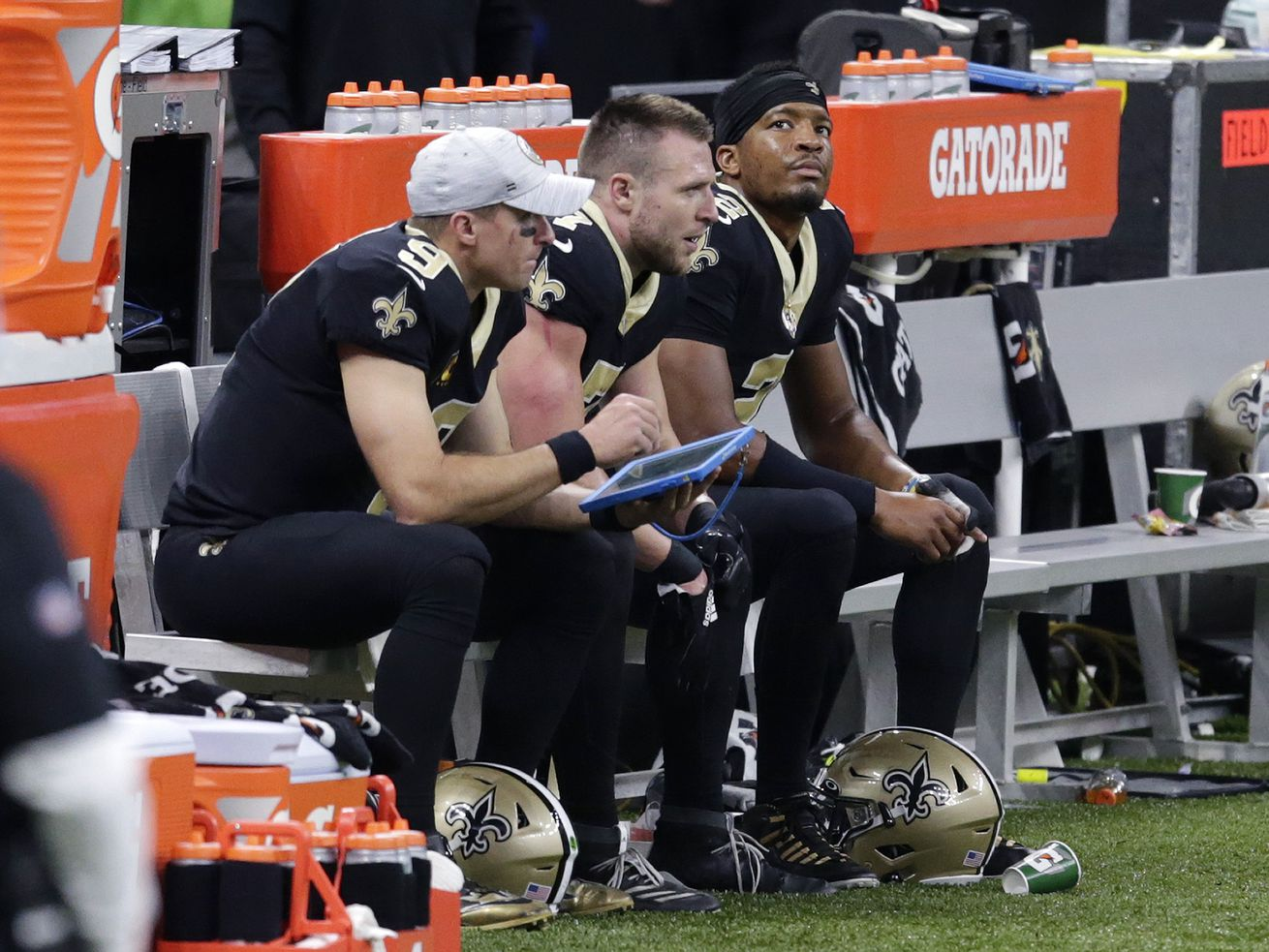 Jameis Winston or Taysom Hill: New Orleans Saints' quarterback options with Drew Brees ailing