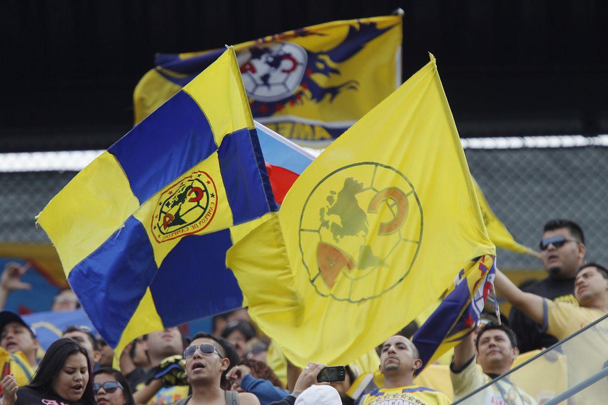Club America Vs Chivas Guadalajara Final Score 2 0 Raul