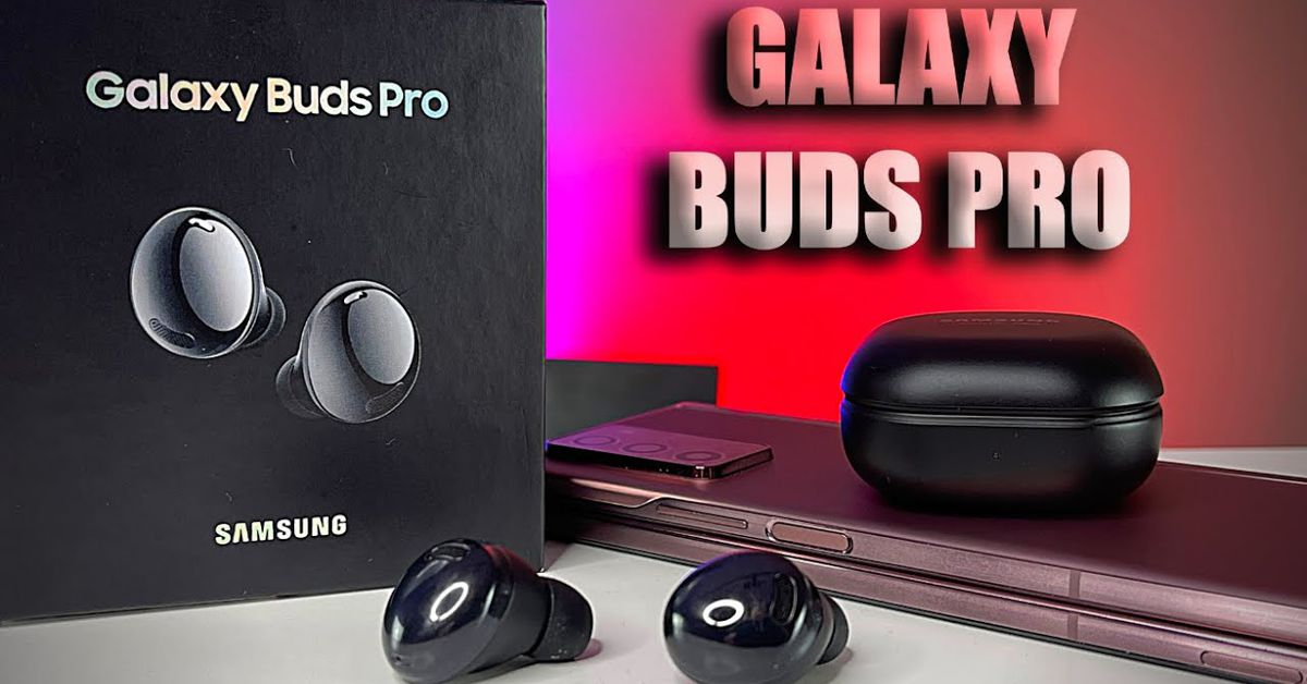 Samsung's Galaxy Buds Pro leak in hands-on video – The Verge