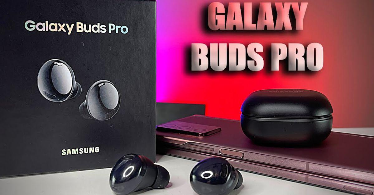 Samsung's Galaxy Buds Pro leak in hands-on video