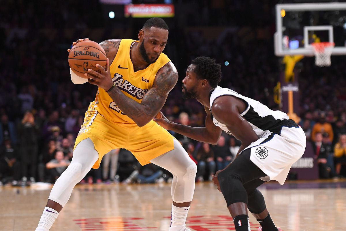 Lakers vs. Clippers Vol. 3 is the biggest game of the year for L.A.