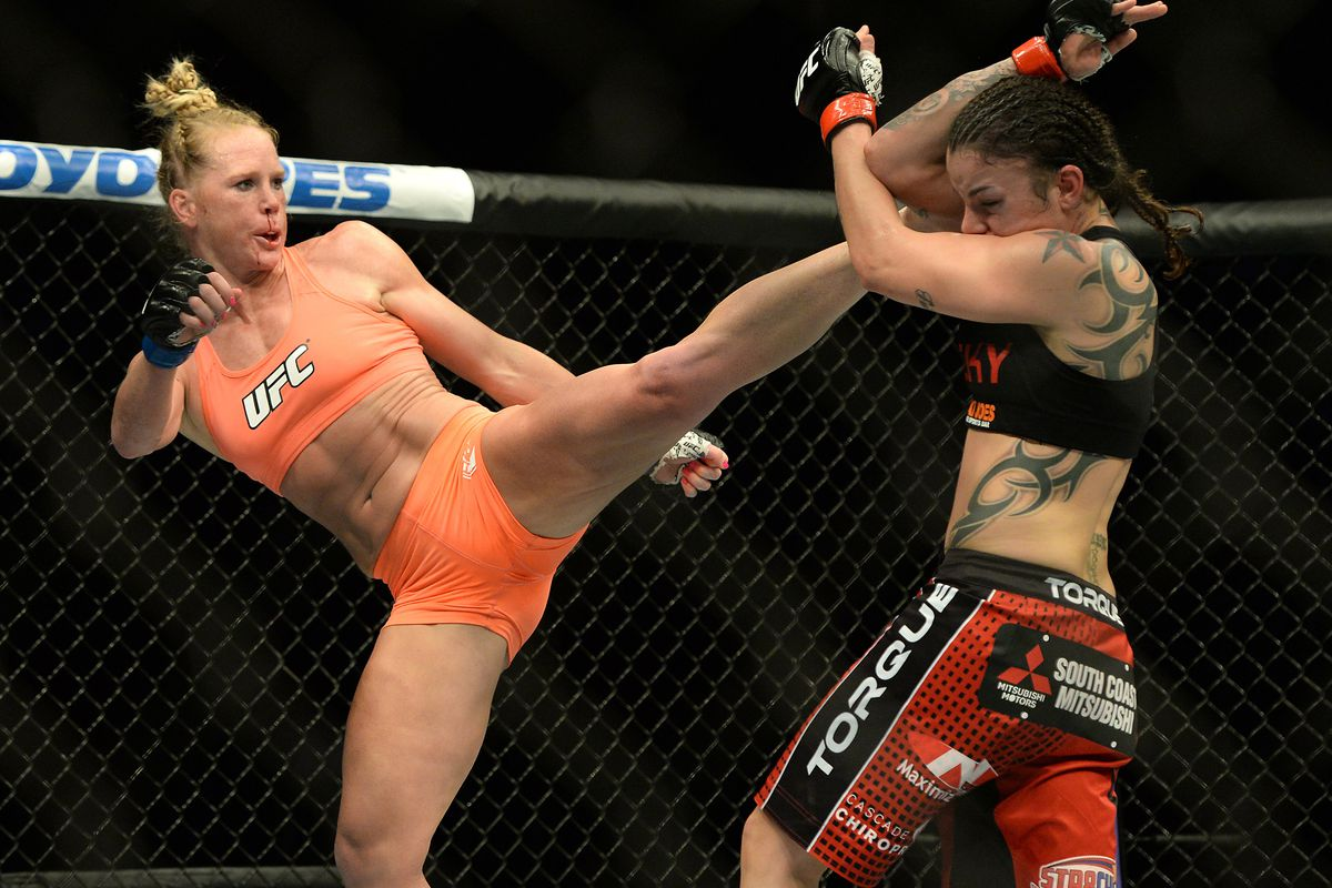 Ufc Ultimate Fighter Championship >> UFC 193 complete fighter breakdown, Holly 'Preacher's Daughter' Holm edition - MMAmania.com