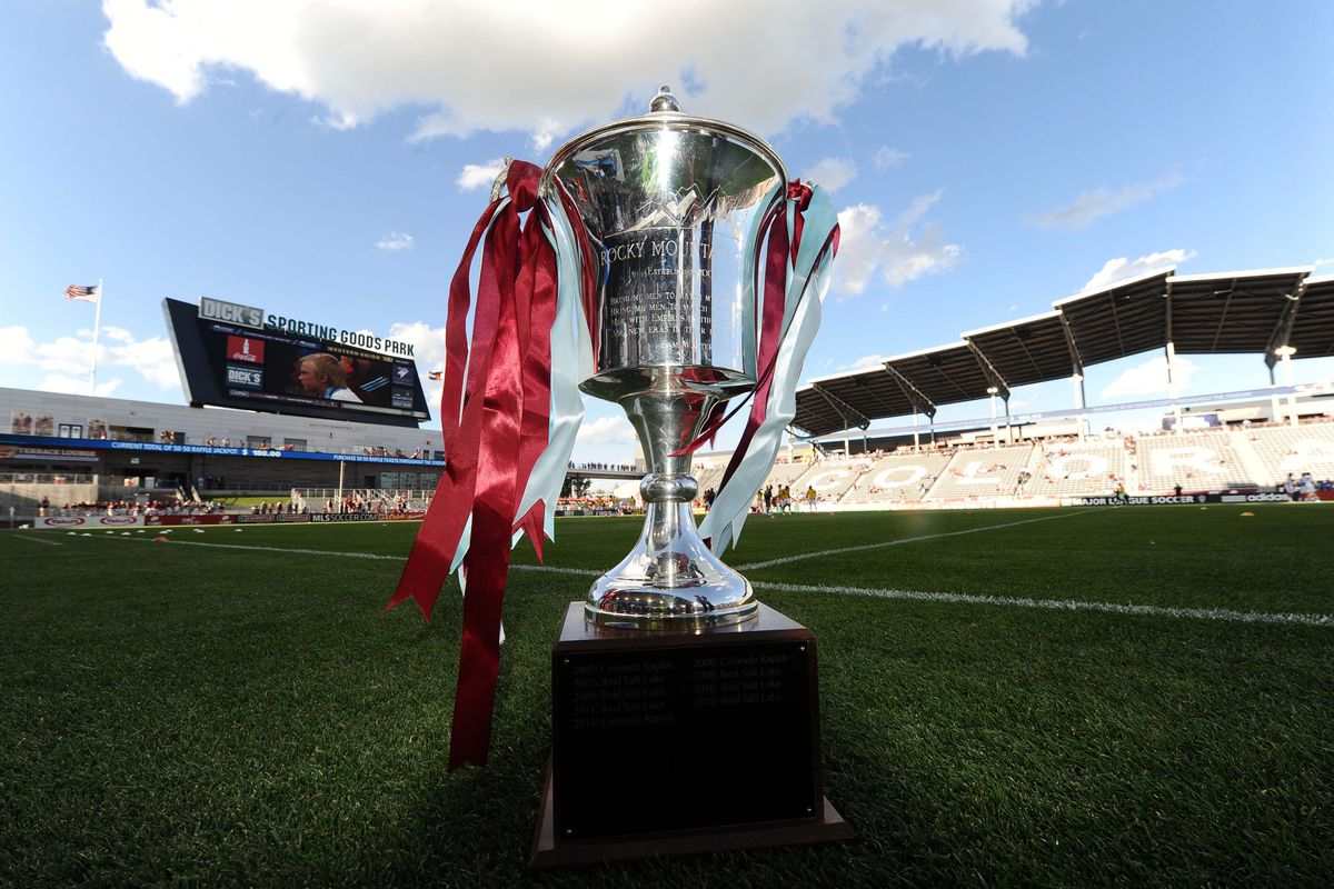 It's all to play for this weekend.  The Rocky Mountain Cup.