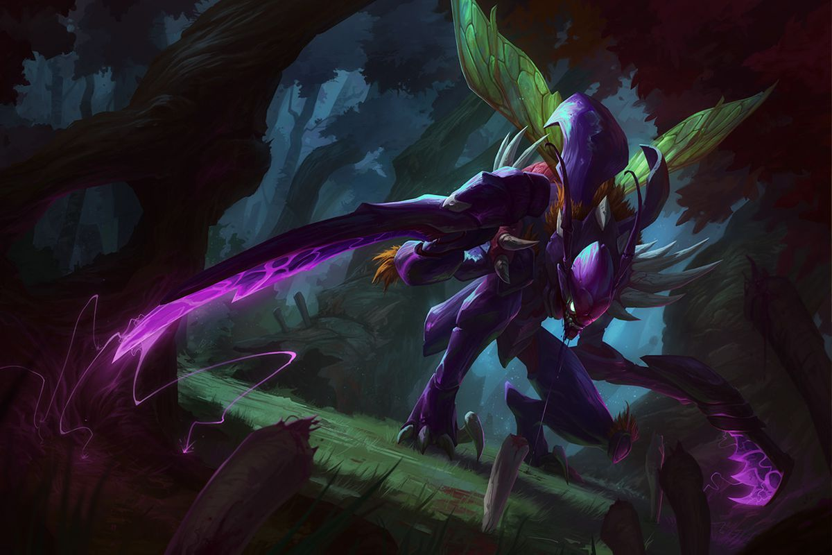 Shaco Build S7: A Guide To Kha'Zix And Shaco's Mini-updates