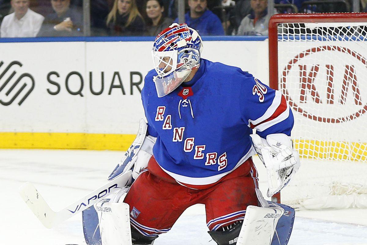 NHL: Dallas Stars at New York Rangers