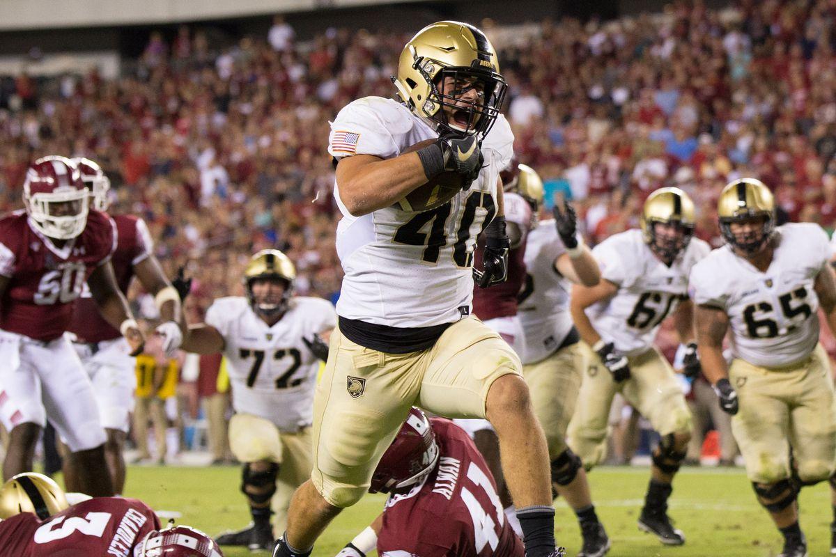 NCAA Football: Army at Temple