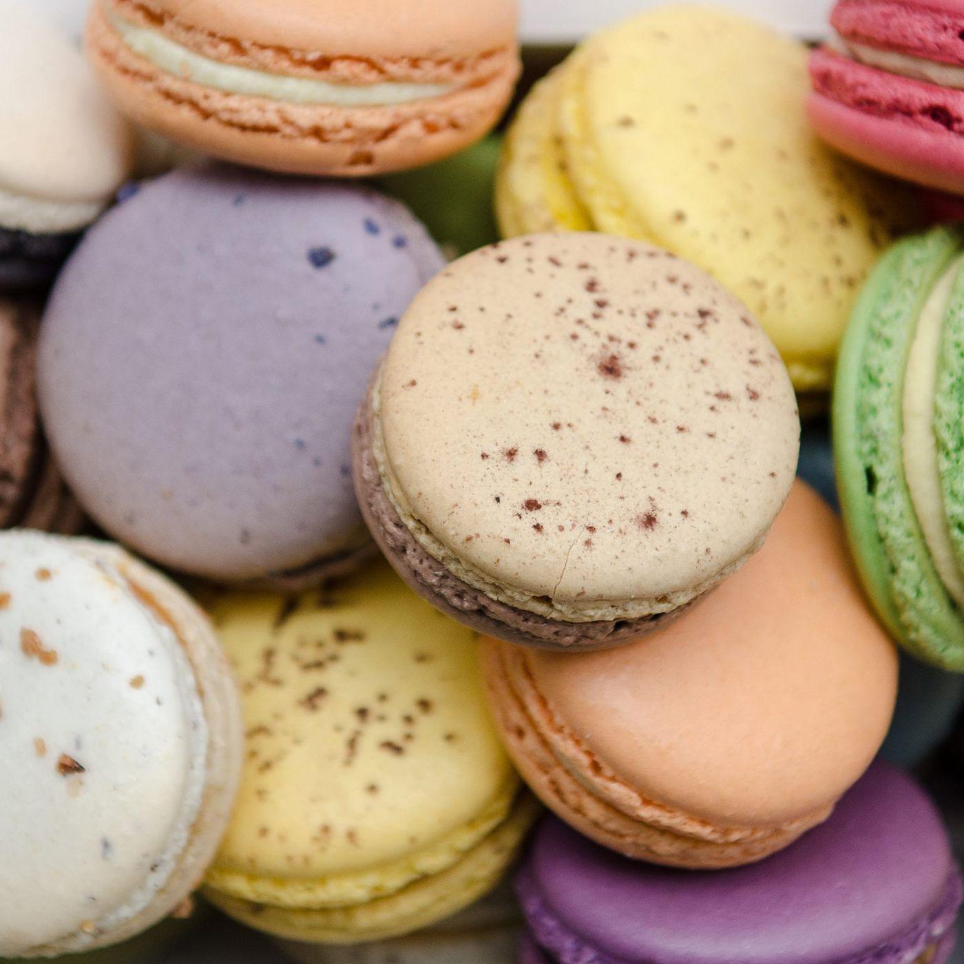 A Dozen Standout Macarons, Mapped - Eater DC