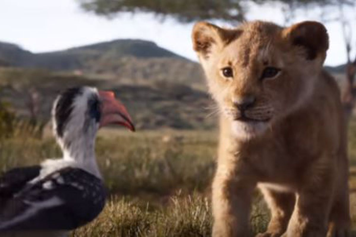 The Lion King Full Length Trailer Watch It Here Chicago
