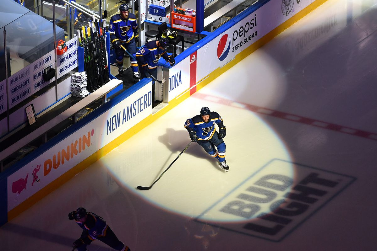 Vancouver Canucks v St Louis Blues - Game Two