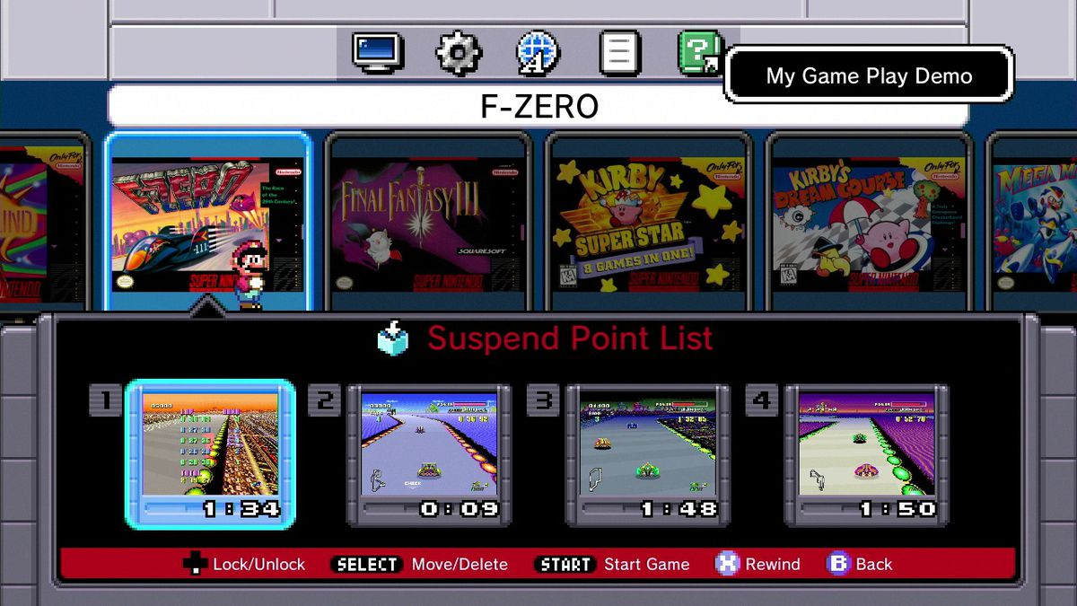 Hands on with the SNES Classic's cool new features, and Star Fox 2