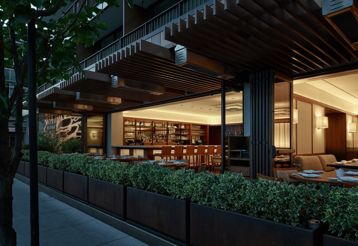 Nobu Ushers In A New Era Of Silicon Valley Swagger