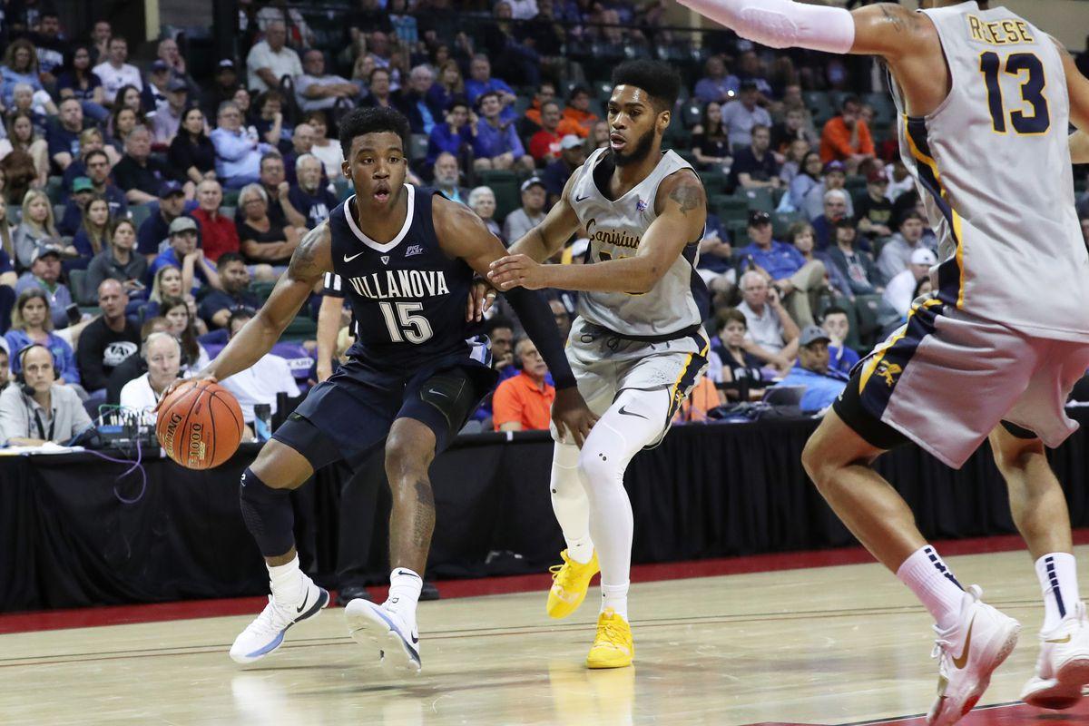 NCAA Basketball: Canisius at Villanova