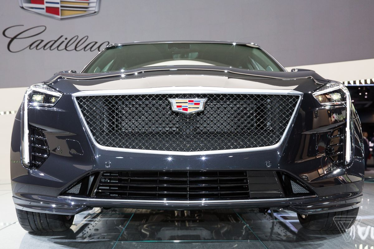 Where S Super Cruise In Cadillac S Two New Cars The Verge