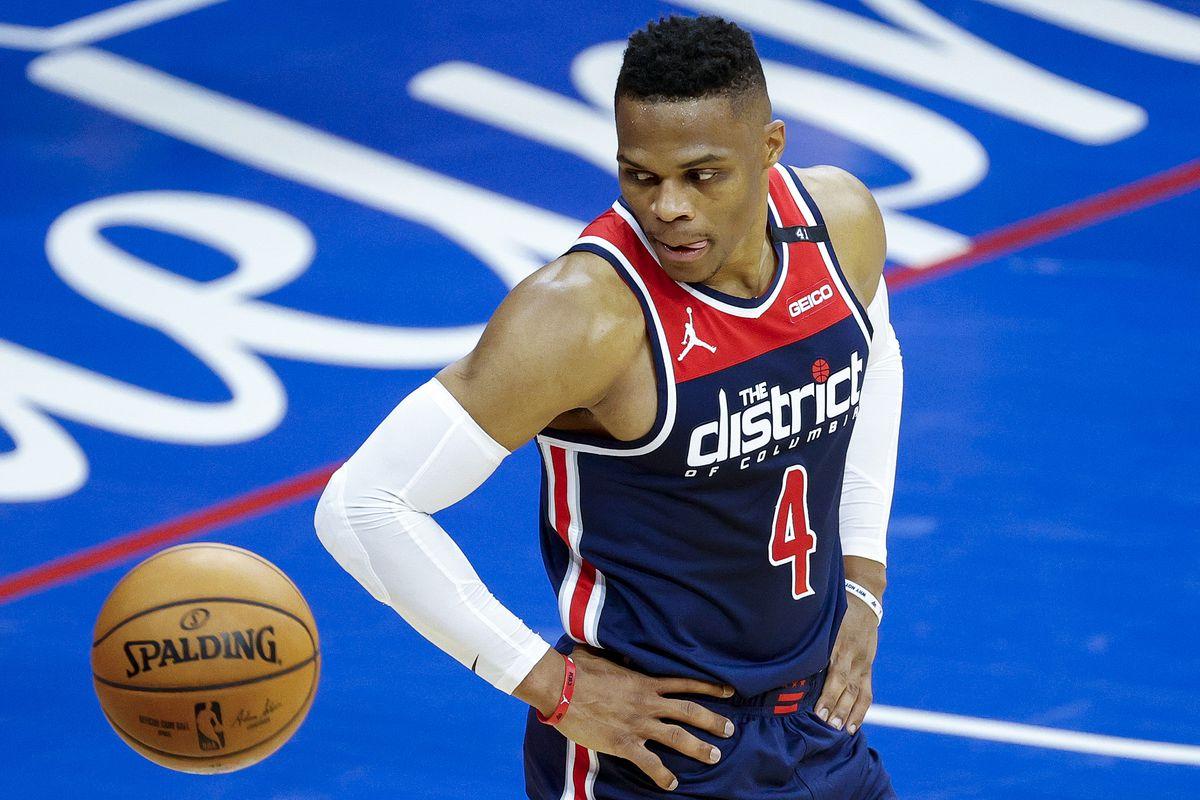 Washington Wizards v Philadelphia 76ers