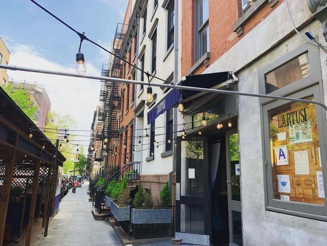 West Village restaurant L'Artusi