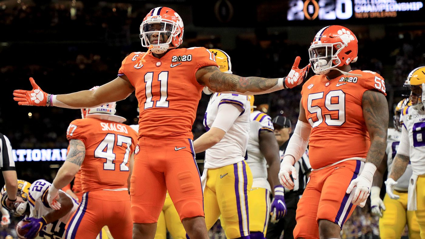 Should the Broncos go after anyone from the CFP National Championship?