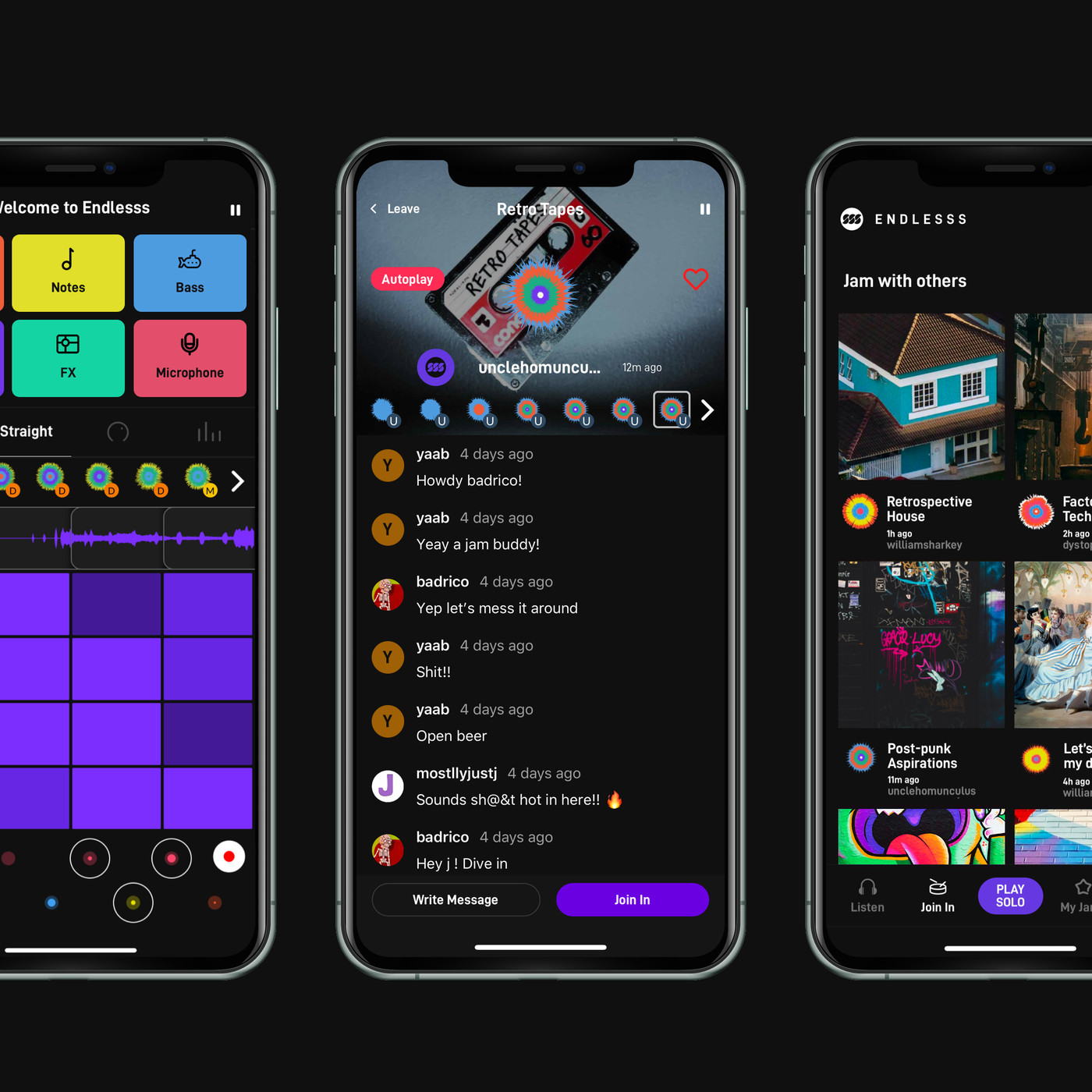 This app lets musicians remotely jam out on loops in real time - The Verge