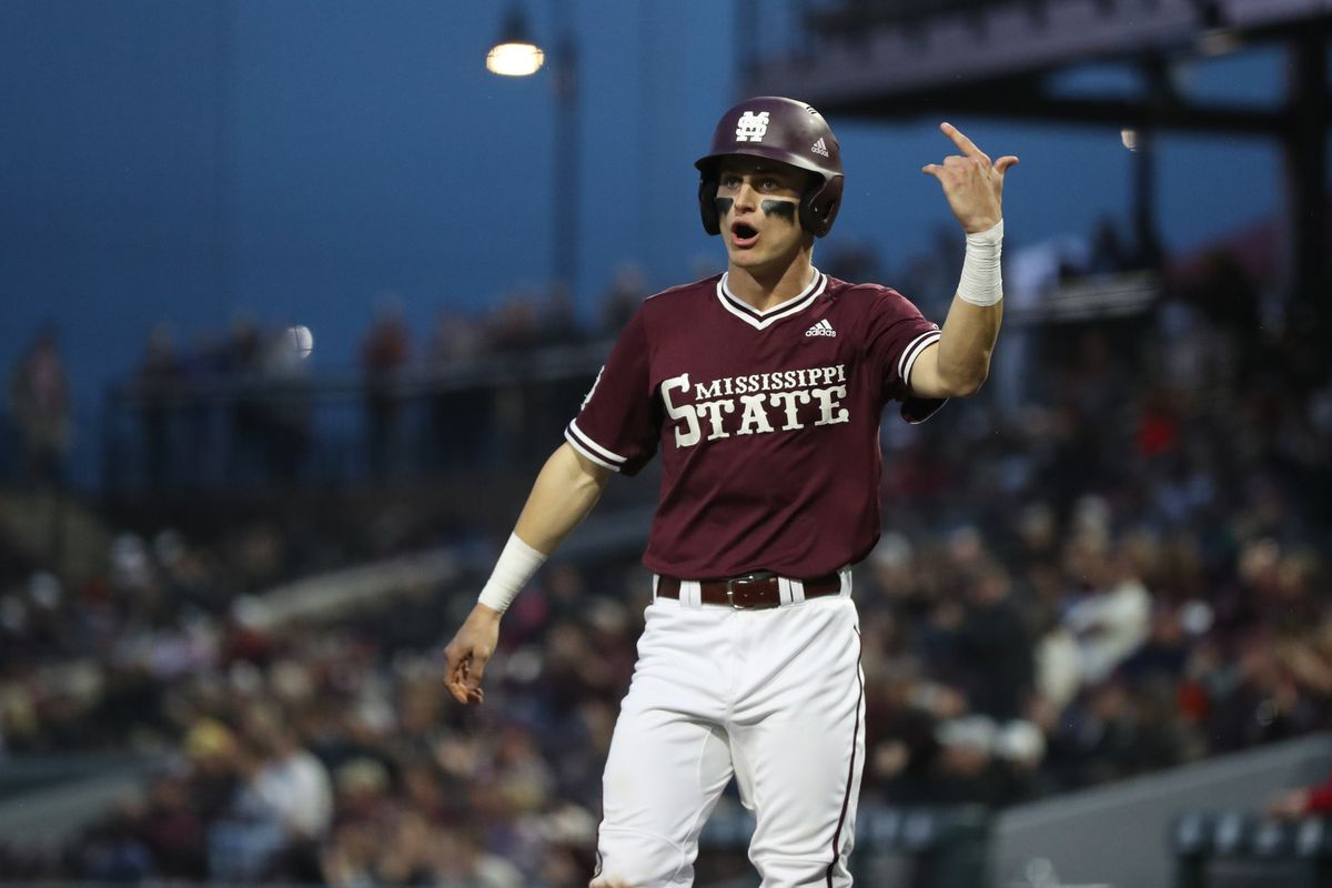 No. 10 Arkansas Takes SEC Series From No. 3 Mississippi State Baseball with 12-5 Win