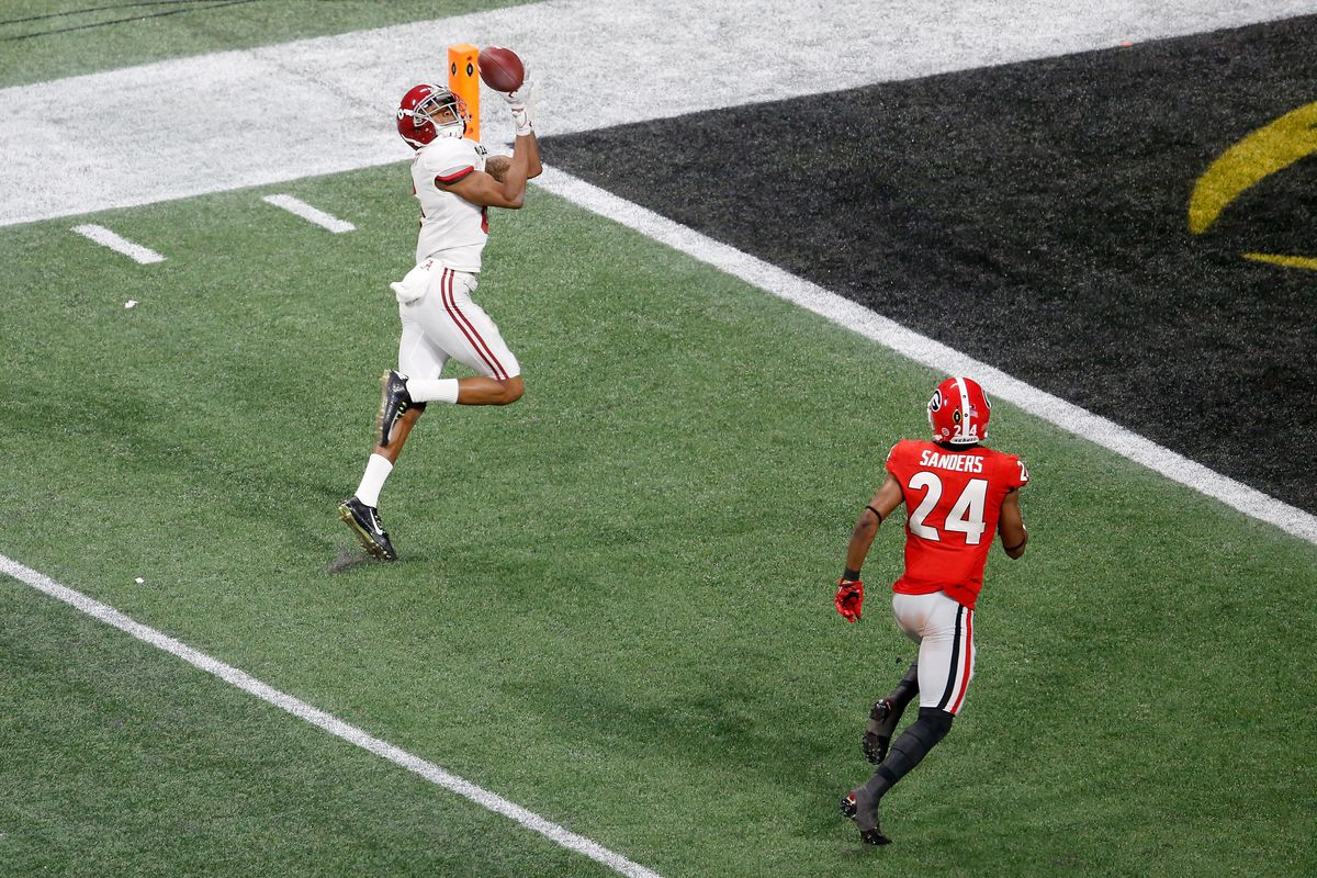 Seattle Is The Play Alabama Ran To Win The National