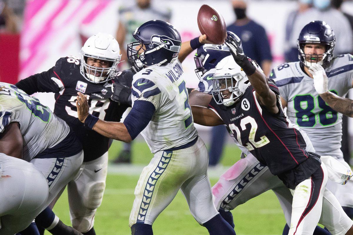 NFL: Seattle Seahawks at Arizona Cardinals